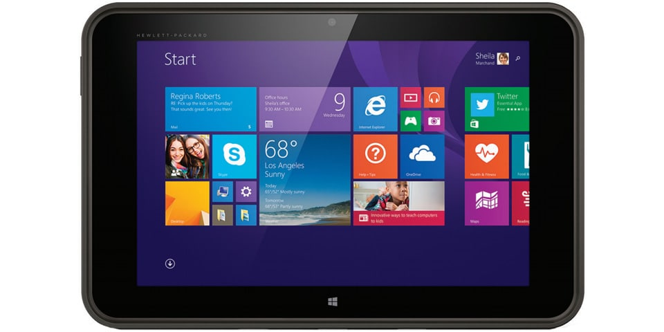 Hp Pro Tablet 10 Ee Price Specifications Features