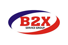 B2X logo