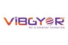 VibgyorNXT logo