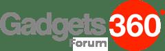Gadgets 360 Forum