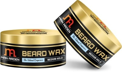 Beard Grooming Tips and the Best Products at Great Prices! - Man Arden Beard & Mustache Wax Flipkart Deal