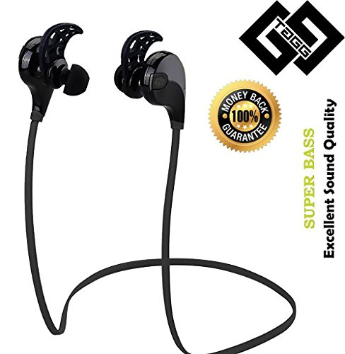 TAGG® T - 07 Wireless Sports Bluetooth Headset with Mic Amazon Deal