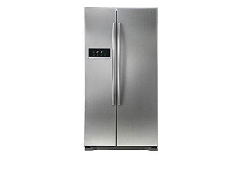 Best Side by Side Refrigerators of 2017: Buying Guide - LG 581 L In Frost-Free Side-by-Side Refrigerator (GC-B207GLQV) Amazon Deal