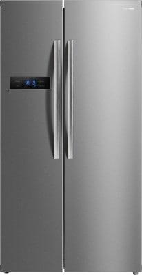 Best Side by Side Refrigerators of 2017: Buying Guide - Panasonic 582 L Frost Free Side by Side Refrigerator (NR-BS60MSX1) Flipkart Deal