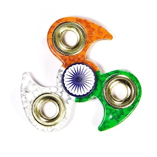 Celebrate Independence Day in Style this Year - Indian Flag Tri Colour Fidget Amazon Deal