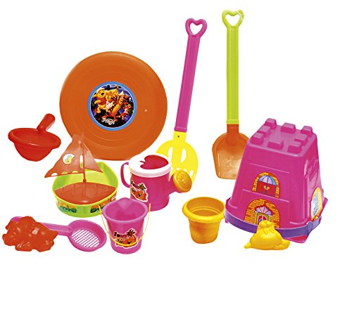 Baby Beach Essentials You Must Carry When Heading For A Beach Vacay - Castle beach set at 5% OFF Amazon Deal
