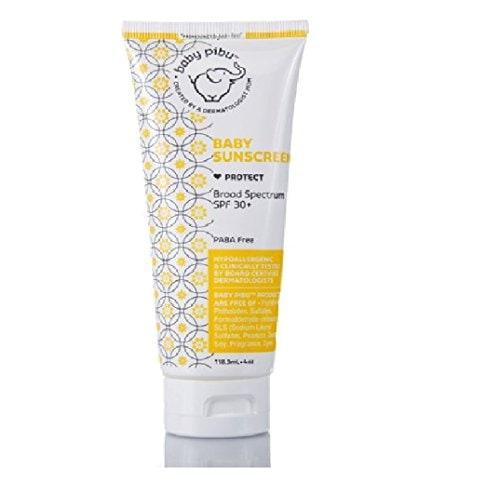 Baby Pibu Baby Sunscreen Amazon Deal