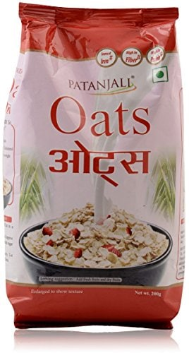 Top 10 Popular Patanjali Products That Promise to Change Your Life, List of the Must Buy Patanjali Products - Patanjali Oats Amazon Deal