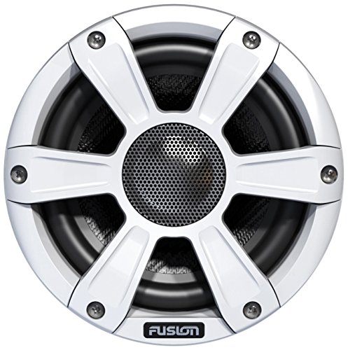 "Best Marine Speakers 2017 For Voyager of the Seas, Enjoy your Journey! - Fusion SG-FL65SPW 6.5"" White 230W Coaxial Sports Marine Speakers with LED Amazon Deal"
