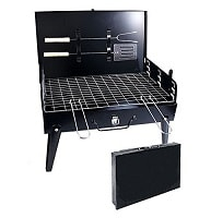 Gadget Innovations You Did Not Know Even Existed! These are the Coolest Innovations Leading to an Awesome Future. - Alfa Mart Portable Briefcase Style Folding Barbecue Grill Toaster Amazon Deal