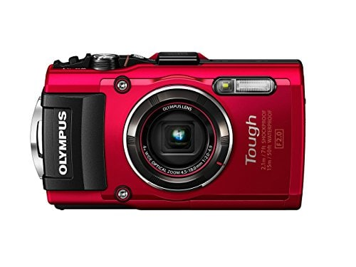 Best Waterproof Digital Cameras For Underwater Photography, Now Capture Breathtaking Moments UnderWater - Olympus TG-4 16 MP Waterproof Digital Camera with 3-Inch LCD Amazon Deal