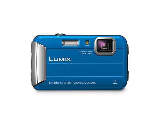 Best Waterproof Digital Cameras For Underwater Photography, Now Capture Breathtaking Moments UnderWater - Panasonic DMC-TS30A Lumix Active Lifestyle Tough Camera Amazon Deal