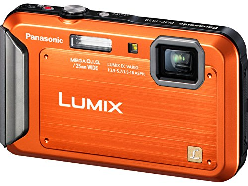Best Waterproof Digital Cameras For Underwater Photography, Now Capture Breathtaking Moments UnderWater - Panasonic Lumix TS20 16.1 MP TOUGH Waterproof Digital Camera with 4x Optical Zoom Amazon Deal