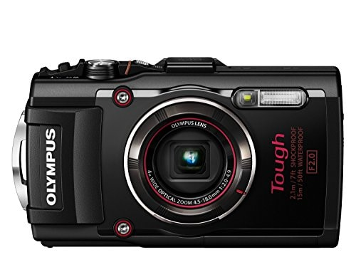 Best Waterproof Digital Cameras For Underwater Photography, Now Capture Breathtaking Moments UnderWater - Olympus Stylus TG-4 Amazon Deal