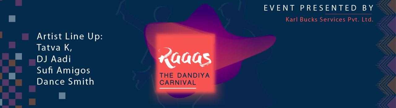 Book Tickets to Navratri Dandiya Events, Celebrate Navratri with Dandiya Rass this Year. - RAAAS: Bolly Dandiya Carnival Tickets - BookMyShow BookMyShow Deal