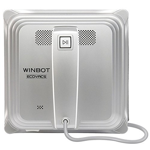 Best Cleaning Robots to Buy this Diwali 2017, Upgrade Your Cleaning Game this Year With These Robots - Ecovacs WINBOT W830 Window Cleaning Robot, Silver by Ecovacs Amazon Deal