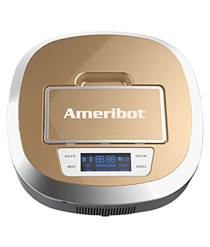 Best Cleaning Robots to Buy this Diwali 2017, Upgrade Your Cleaning Game this Year With These Robots - Ameribot Floor Robot Cleaner Wet and Dry 1500 sq feet cleaning one time Amazon Deal