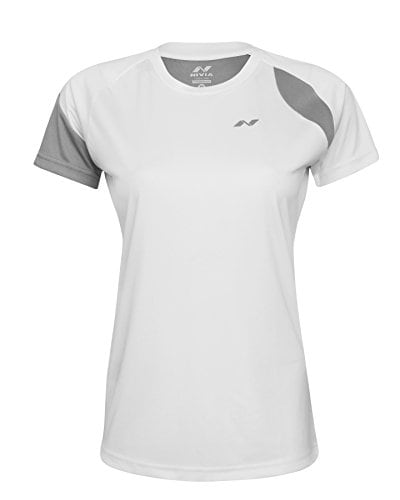 Styling Tips: Look Hot While you Workout at the Gym. We have Tips For You To Ace Your Gym Look - Nivia Running OXY-3 Tee Amazon Deal