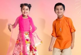 Celebrate The Spirit of Dussehra on Day 4 of the Amazon Great Indian Festival Sale - Up to 70% Off on Kids Fashion Amazon Deal