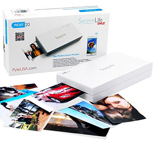 Portable Instant Mobile Photo Printer Amazon Deal
