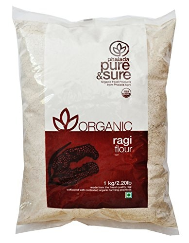 Top Amazon Best Selling Organic Food Products to Buy Online. Shift To Organic Food For A Healthy Lifestyle Shop Now On Amazon - Pure & Sure Organic Ragi Flour, 1kg Amazon Deal