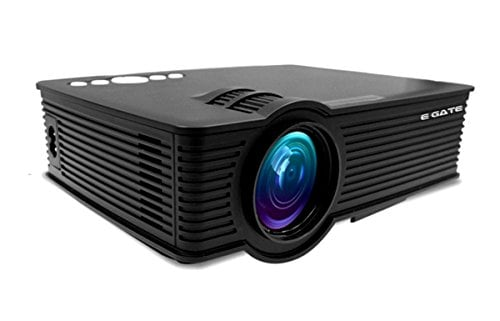 "Top Gadgets to Gift Others or Indulge Yourself With. Shop For These Gadgets This Festive Season Only On Amazon At Best Deals And Offers - EGATE i9 LED HD PROJECTOR (Black) - HD 1920 X 1080 – 120"" DISPLAY Amazon Deal"