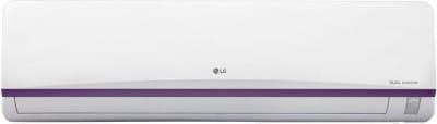 Deals on the 5 Best Split ACs (Air conditioners) for the Year of 2017 - LG 2 Ton Inverter (3 Star) Split AC White(JS-Q24BPXA, Aluminium Condenser) Flipkart Deal