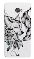 Fox Black And White Case For Xiaomi Mi Note 2 DailyObjects Rs. 999.00