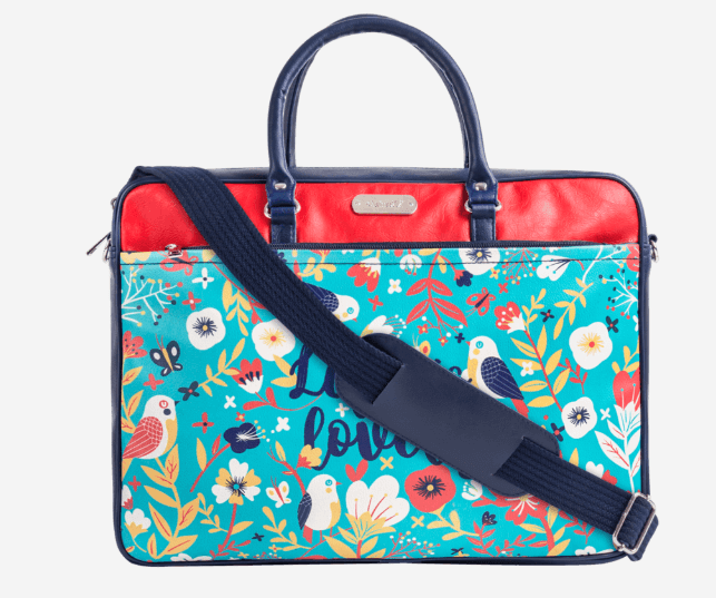 Life Is Lovely Laptop Bag Chumbak deals