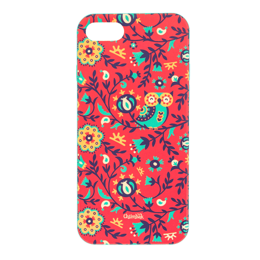 Bohemian Garden IPhone 7 Case Chumbak deals