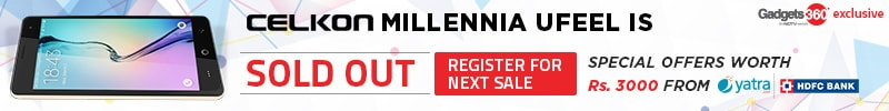 Celkon Millennia UFeel