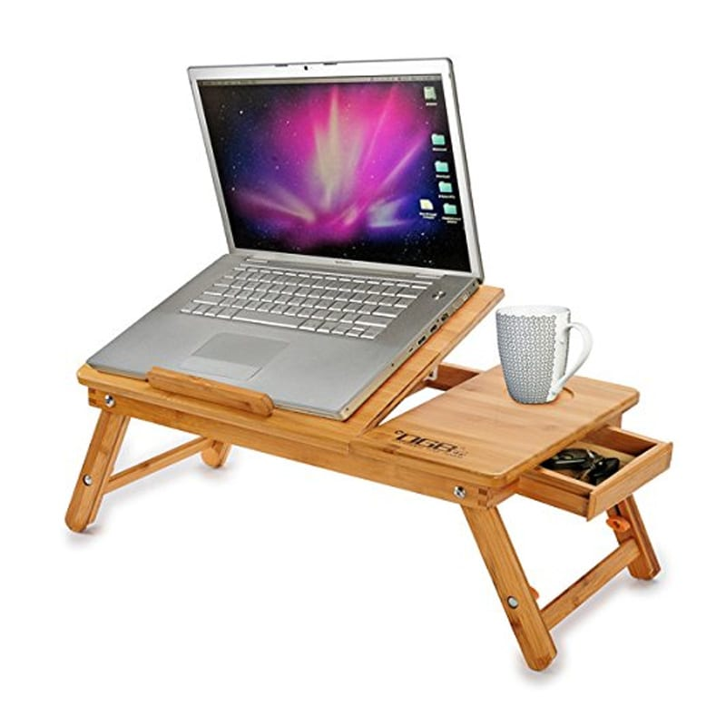 buy dgb jumbo value plus cooling laptop table wooden online india