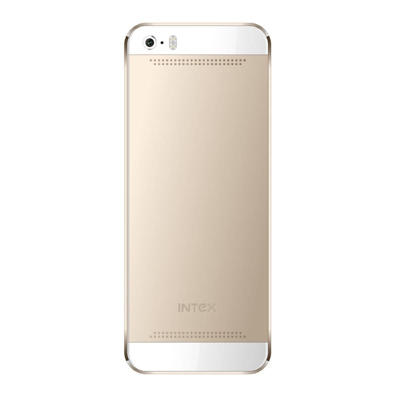 Buy Intex Turbo S5 Champagne Gold Online India - NDTV Gadgets 360