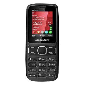 Mediacom B182 Bravo Bar Phone