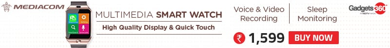 Multimedia Smart Watch