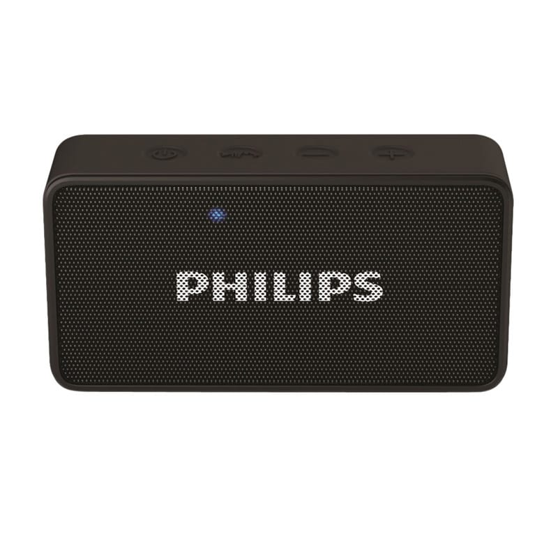 Buy Philips BT64 Bluetooth Speaker Black Online India