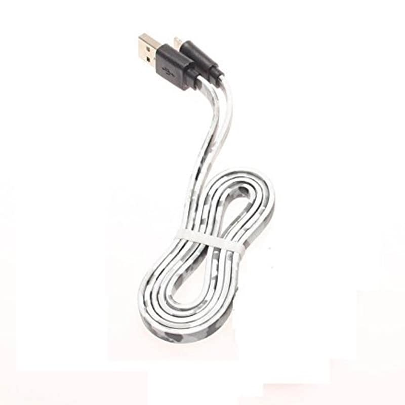Buy Spider Designs SD-152 Camouflage Lightning Cable Black